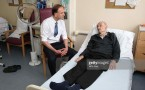 Simon Stevens First Day As New Head Of NHS England