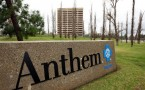 Entrance to the Anthem headquarter in California.