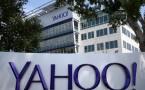 Yahoo headquarter in Sunnyvale, California.