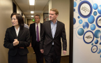 A new satellite office for the U.S Patent and Trademark Office opens in downtown Denver