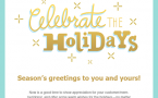 Holiday Email Marketing: the Best Tips to Succeed