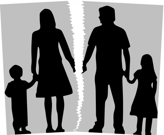 What Types of Cases Fall Under Family Law