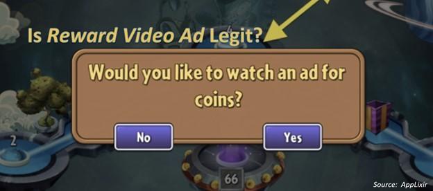 Is Reward Video Ad Legit?